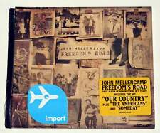 CD John MELLENCAMP Freedom's Road * Import NEW & Sealed