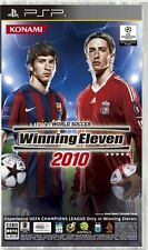 Used PSP World Soccer Winning Eleven 2010 SONY PLAYSTATION JAPAN IMPORT