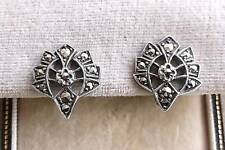 Unbranded Silver Earring Art Deco Costume Jewellery