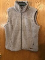 New Free Country Women's Warm Plush Vest X-Large,Color, Walnut $70.00