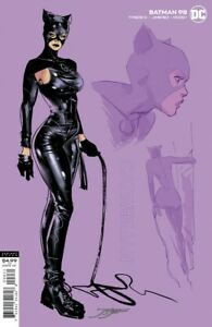 BATMAN #98 - 1:25 Jimenez Catwoman Variant - NM - DC Comics