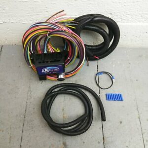Wire Harness Fuse Block Upgrade Kit for 87-94 BMW e32 Stranded Insulation