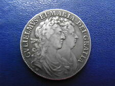 More details for william & mary halfcrown 1689 primo s.3435