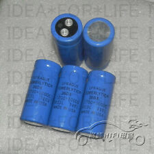 SPRAGUE 36DX 100v 1700uf POWERLYTIC Screw electrolytic Capacitor  #G2770 XH