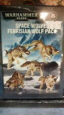 Warhammer 40K - Space Wolves - Fenrisian Wolf Pack - NEW