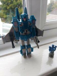 VGC Transformers G1 Targetmaster Slugslinger complete with master Caliburst