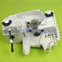 Fuel Oil Cap Tank Crankcase Assembly For STIHL 023 025 MS 230 MS 250 Chainsaw