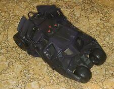 Batman Begins Dark Knight Batmobile Tumbler Lights & Sounds 2005 Large