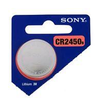 Sony CR2450 3V batería de litio- 1 unidad