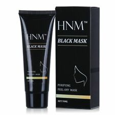 Glamza Deep Cleansing Black Charcoal Mask for Nose, Chin, Forehead and Body 50g