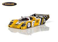 Porsche 956 NewMan Sieger Le Mans 1985 Ludwig/Barilla/Winter, Spark 1:43, 43LM85