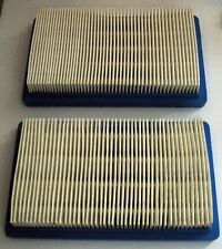 2 X HONDA MOWER AIR FILTERS FOR HONDA GXV140 ENGINES HRU194 HRU195 HRU215 +++