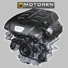 Porsche Panamera Macan 3,6 Turbo S GTS Motor V6 Motorinstandsetzung