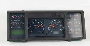 "Volvo VN VNL Truck Instrument Gauge Cluster 8085565 85102017 ""New"""