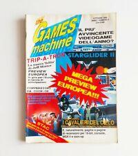 The Games machine Anno 1 numero 2 1988 rivista videogiochi