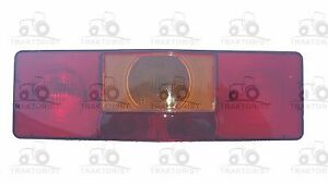 Rückleuchte, links für IHC / Case IH, XL und Comfort 2000 Kabine, neu