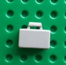 LEGO 4449 LIGHT GREY BRIEFCASE FOR MINI FIGURE. From sets 4728, 4560, 4556 etc