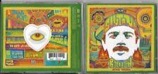 CD de musique rock édition santana