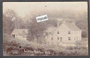 Postcard Norton Sub Hamdon nr Yeovil Somerset watermill Little Norton Mill RP