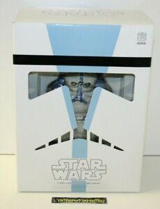 ++ figurine CLONE TROOPER - STAR WARS sideshow collectibles medicom toy 2006 ++