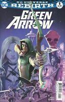 Green Arrow #1 (2016) DC Comics