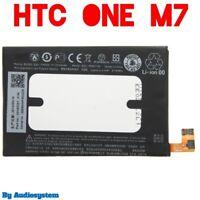 BATTERIA 2300Mah RICAMBIO PER HTC ONE M7 801E 801N BN07100 POLIMERI LITIO NUOVA
