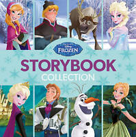 Disney Frozen Storybook Collection-ExLibrary