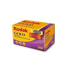 1 Kodak Gold 200 ISO 35mm/135 print Colour 36 Exposure 200ISO Color Camera Film