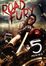 5-Movie: The Road Fury Collection: Steel Frontier / Cyber Vengeance / Defcon /