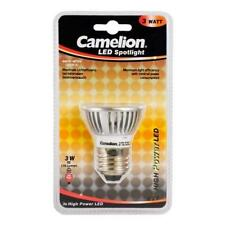Camelion LED Spotlight Leuchtmittel 3W E27 2800k High Power