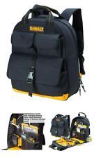Tool Backpack Bag 23 Pocket Tools Organizer Heavy Duty Electrician HVAC USB Char