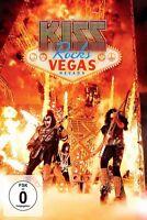 KISS - KISS ROCKS VEGAS (DVD) EAGLE ROCK  DVD NEW+