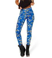 Women legging Blue batman Print Leggings Galaxy leggings legging S-4XL 122