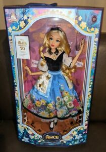 Disney Alice in Wonderland by Mary Blair 70th Anniversary Limited Edition Doll