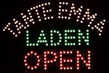 LED Schild Leuchtreklame geöffnet Tante Emma laden OPEN CLOSED Blinken Neon HELL