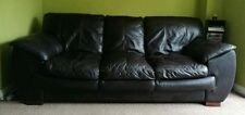 Leather Single DFS Sofas