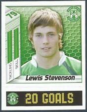 PANINI SCOTTISH PREMIER LEAGUE 2008- #250-HIBERNIAN-LEWIS STEVENSON