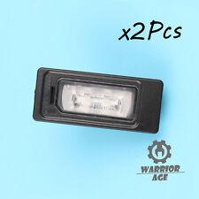 x2 OE Rear License Plate Light 4G0943021 For Audi A3 A4 A5 A6 Q5 TT VW Jetta
