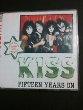 KISS FIFTEEN YEARS INTERVIEW PICTURE DISC CD 1991 Baktbak UK
