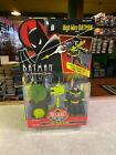 Kenner DC Comics Figure NIP - 1993 HIGH WIRE BATMAN The Animated Series Deluxe