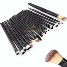 20Pcs Pro Makeup Cosmetic Powder Foundation Eyeshadow Eyeliner Lip Brushes Set