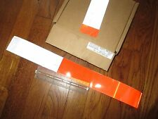 "Two (2x = 2""x36"") Strips Reflexite V82 2""x18"" DOT-C2 Reflective Conspicuity Tape"