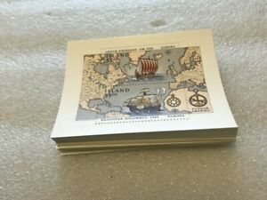/ 100X ICELAND 1992 - MNH - EUROPA CEPT - SHIPS, COLUMBUS - WHOLESALE