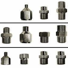 Selection: Airbrush-Adapter Reducing Nipple Connector Compressed Air