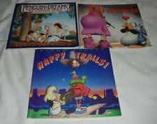Set of 3 Bloom County comic books by Berke Breathed