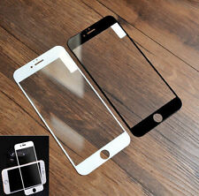 Full Coverage Premium Screen Protector Tempered GlassFor iPhone 6 /6s Black