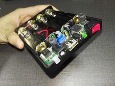 5V/12V/8-24V Output Adjustable Power Bank Charger 18650 DIY Case Kit Car Starter