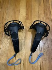 HTC Vive Controller Wand Pair for Virtual Reality- Vive Controllers + bumpers