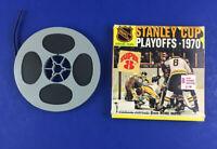 Boston Bruins 1970 Super 8mm Movie Stanley Cup Playoffs Highlights