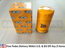 JCB PARTS- GENUINE JCB ENGINE OIL FILTER (PART NO. 320/04134)